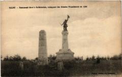 Valmy-Monument eleve a Kellermann - Valmy