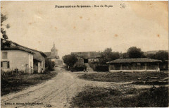 Passavant-en-Argonne Rue du Paquis - Passavant-en-Argonne