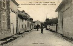 Bussy le Chateau Route de la Cheppe - La Cheppe