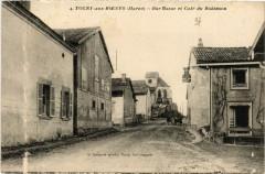 Togny-aux-Boeufs Rue Basse et Café du Robinson - Togny-aux-Boeufs