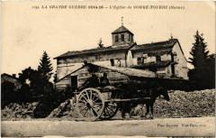 Somme-Tourbe L'Eglise - Somme-Tourbe