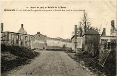 Lenharree Aspect de la Grande Rue - Lenharrée