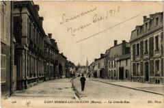 Saint-Memmie les Chalons-la-Grande-Rue - Saint-Memmie