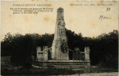 Passavant-en-Argonne - Passavant-en-Argonne