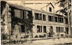 L'Argonne Verrieres Le Chateau - Verrières