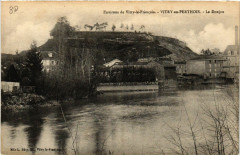 Env.de Vitry le Francois Vitry en Perthois-Le Donjon - Vitry-en-Perthois