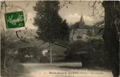 Saint-Amand sur Fion Vue générale - Saint-Amand-sur-Fion