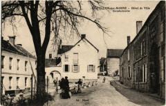 Chatillon sur Marne - Hotel de Ville - Châtillon-sur-Marne