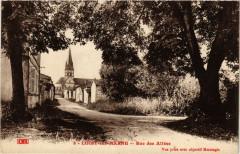 Loisy sur Marne - Rue des Allées - Loisy-sur-Marne