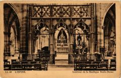 L'Epine - Interieur de la Basilique - L'Épine