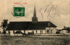 Drosnay - L'Eglise - Drosnay