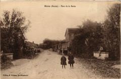 Hans - Pont de la Barre - Hans