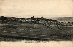 Chatillon sur Marne - Vue générale - Châtillon-sur-Marne