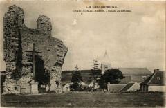 Chatillon sur Marne - Ruines du Chateau - Châtillon-sur-Marne