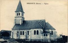 Berzieux - Eglise - Berzieux