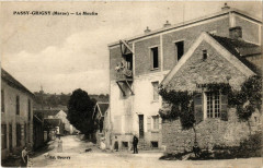 Passy-Grigny Le Moulin - Passy-Grigny