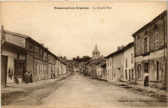 Passavant-en-Argonne-La Grande Rue - Passavant-en-Argonne