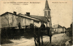 Cuperly - L'Eglise - Cuperly