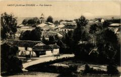 Saint-Jean sur Tourbe-Vue générale - Saint-Jean-sur-Tourbe