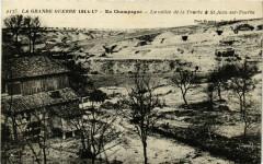 En Champagne-La vallée de la Tourbe a Saint-Jean sur Tourbe - Saint-Jean-sur-Tourbe