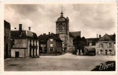 Troissy Marne. La Place - Troissy