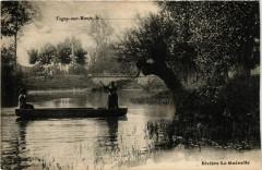 Togny-aux-Boeufs-Riviere La Guenelle - Togny-aux-Boeufs