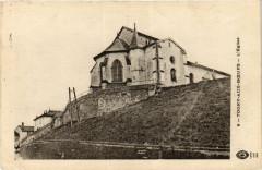 Togny-aux-Boeufs-L'Eglise - Togny-aux-Boeufs