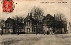 Passy-Grigny Mairie et Ecoles - Passy-Grigny