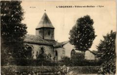 L'Argonne-Tilloy et Bellay L'Eglise - Tilloy-et-Bellay