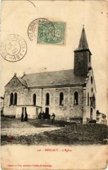 Merlaut - L'Eglise - Merlaut
