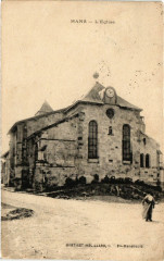 Hans - L'Eglise - Hans