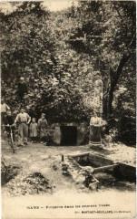 Hans - Fontaine dans les anciens fosses - Hans