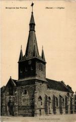 Bergeres les Vertus - L'Eglise - Bergères-lès-Vertus