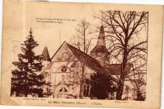 Le Meix Tiercelin (Marne) - L'Eglise - Le Meix-Tiercelin