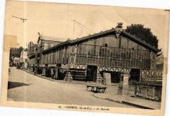 Corbeil (S.-et-O.) - Le Marché - Corbeil