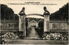Villenauxe-la-Grande - Pavillon Empire - Villenauxe-la-Grande