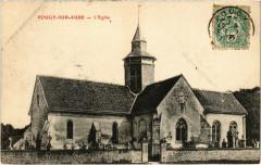 Pougy-sur-Aube - L'Eglise - Pougy