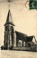 Verrieres L'Eglise Aube - Verrières