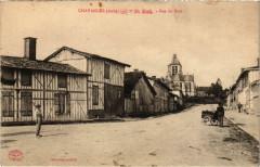 Chavanges Rue du Bois Aube - Chavanges