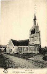 Bérulles L'Eglise Aube - Bérulle