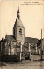 Dampierre de l'Aube L'Eglise Aube - Dampierre