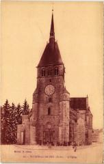 Mussy-sur-Seine L'Eglise Aube - Mussy-sur-Seine