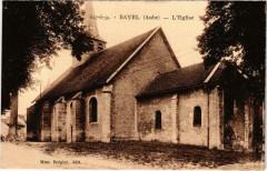 Bayel L'Eglise Aube - Bayel