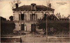 Verrieres La Mairie Aube - Verrières