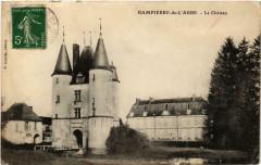 Dampierre de l 'Aube- Le Chateau France - Dampierre