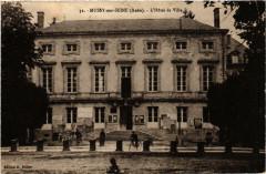 Mussy sur Seine- Hotel de Ville France - Mussy-sur-Seine
