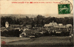 Estissac- vue generale France - Estissac