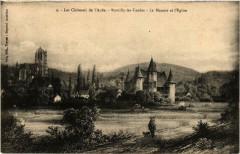 Rumilly les Vaudes- Le Manoir et l'Eglise France - Vaudes
