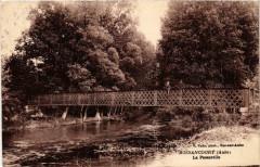 Bossancourt- La Passerelle France - Bossancourt