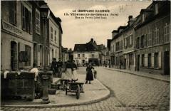 Villenauxe-la-Grande Rue de Perrey - Villenauxe-la-Grande